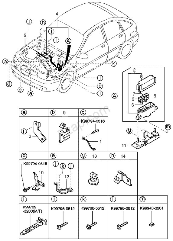 1998 kia sportage stereo wiring diagram with Kia Avella Wiring Diagram on 96 Jeep Cherokee Rear Window Switch Wiring besides 2004 Land Rover Freelander Stereo Wiring Diagram additionally Toyota T100 Fuse Schematics also 97 Crv Electrical Wiring Diagram further 2000 Kia Sportage Wiring Diagram.