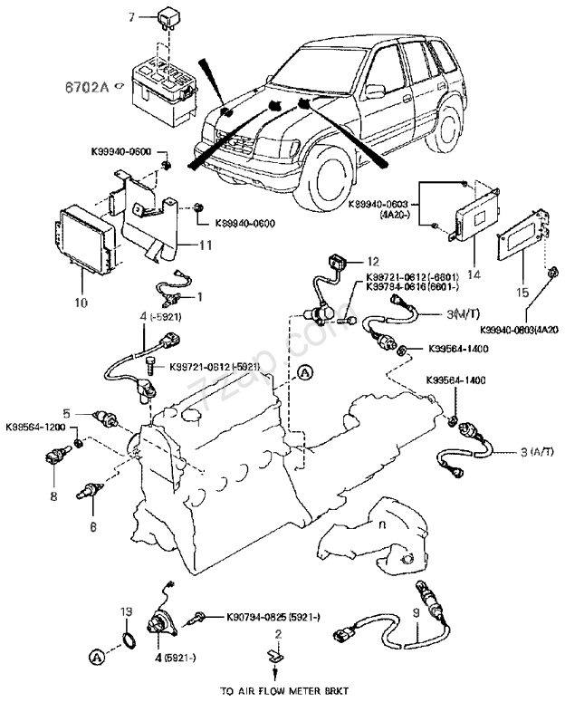 1997 kia sportage engine diagram wiring diagram portal u2022 rh graphiko co