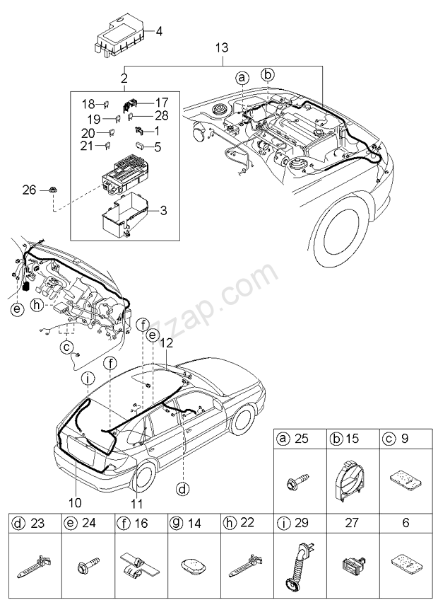 Kia Fog Lights Wiring Diagram