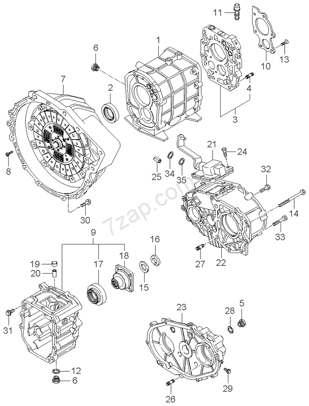TRANSMISSION CASE KIA K2700/K3000S 04: -OCT.2006 (2004-2006 ... on dodge alternator diagram, alternator generator, alternator plug diagram, ac compressor wire diagram, alternator parts, alternator replacement, alternator relay diagram, ford alternator diagram, alternator winding diagram, alternator charging system, 13av60kg011 parts diagram, gm alternator diagram, alex anderson alternator diagram, alternator engine diagram, alternator fuse diagram, alternator connector diagram, toyota alternator diagram, car alternator diagram, generator diagram, how alternator works diagram,